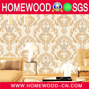 Fashion Wallpaper for Home Decoration (S3001) pictures & photos