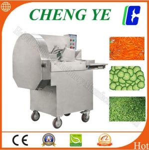 3.3kw Vegetable Slicer / Cutting Machine with CE Certification pictures & photos