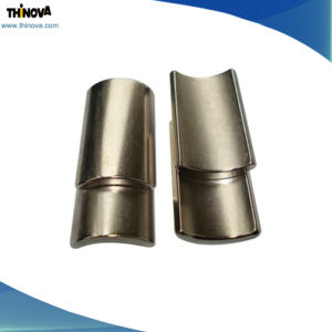 High Quality Rare Earth Arc Magnet Motor Magnet pictures & photos
