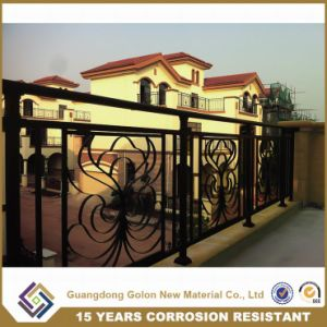 Modern Style Assembled Aluminum Security Railings pictures & photos