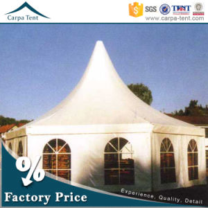10m Diameter Fabric Covered Buildings Aluminum Top Wedding Mul-Sided Tent pictures & photos