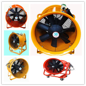 "8""-24"" 220V/110V Portable Propeller Ventilator pictures & photos"