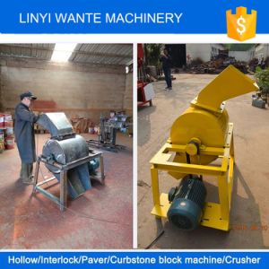 Wante Machinery Wt2-10 Double Blocks Eco Brick Making Machine pictures & photos