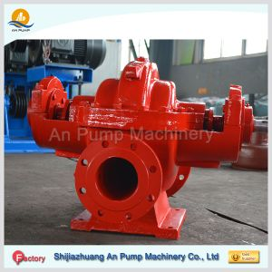 Horizontal Irrigation Centrifugal Double Suction Split Case Water Pump pictures & photos