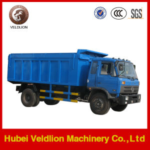 4X2 Dongfeng 8 Cbm Sealed Waste Collect Garbage Truck pictures & photos