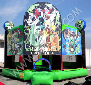 2015 Factory Directly Sell! Outdoor Cheap Inflatable Bouncer, Jumping Castle, Bouncy Castle for Sale pictures & photos