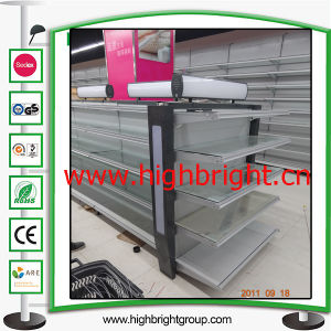 Certificated Heavy Duty Warehouse Storage Rack with Wire Shelf pictures & photos