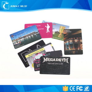 Low Cost High Security Mk RFID Access Control RFID Hotel Key Card pictures & photos