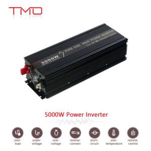 Pure Sine Wave Inverter 5000W 24V 48V Surge Power 10000 Watt Power Inverter pictures & photos