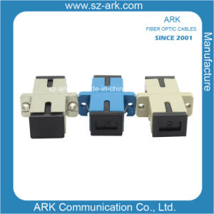 Fiber Optic Adapters for Optical Fiber Cable pictures & photos