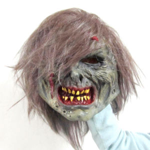 Non-Toxic Natural Latex Mask for Halloween Party pictures & photos