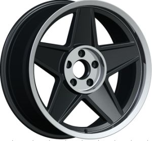 "Black 3sdm 17"" 18"" Car Wheel/ Wheel Rim pictures & photos"