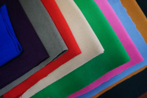 Kinds of Wool Fabric in Ready Stock Double Face Brushed pictures & photos