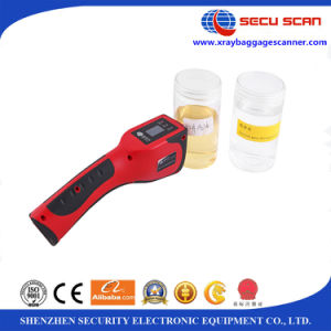 Hand Held Liquid Scanner AT1500 dangerous liquid scanner for Airport use pictures & photos