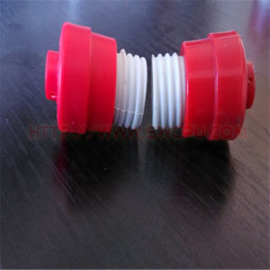 Spare Parts Arched Plastic End Cap/Fitting for Pipe Racking System pictures & photos