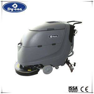 Big Mouth Huge Tank Clean In Place (CIP) Floor Scrubber For Sale
