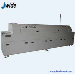 Economical 8 Zone Reflow Soldering Oven with Computer pictures & photos