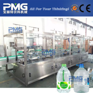 Linear Type Water Filling Machine for 5 Liters Bottle pictures & photos