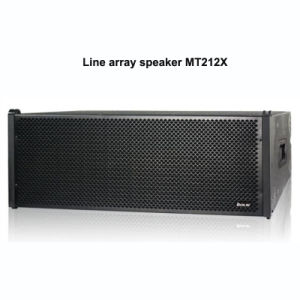 China Mt -212X 12 Inch PA Audio Line Array Speaker System pictures & photos