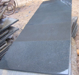 Natural Basalt Paving Stone Basalt Black pictures & photos