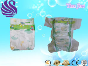 Good Material Competitive Prive Baby Diaper Manufacturers in China pictures & photos