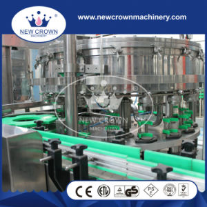 CE Approved 2 in 1 Convenient Beer Filling Machine for Aluminum Can pictures & photos