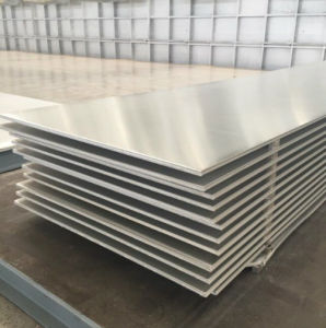 Aluminum Alloy Plate with Customized Requirements pictures & photos