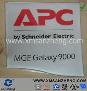 PU Epoxy Resin Dome Logo Label Stickers pictures & photos