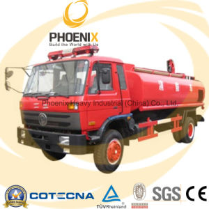 4X2 LHD 1600gallon Dongfeng Water Tank Fire Truck pictures & photos