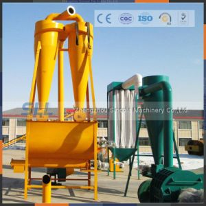 Made in China Cattle Pellet Production Line, Powder Mixer Machine pictures & photos