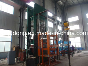 Solid Tyre Vulcanizing (curing) Press - Yadong pictures & photos