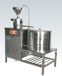Commecial Electric Soybean Grinding Machine Soybeans Milk Maker  pictures & photos