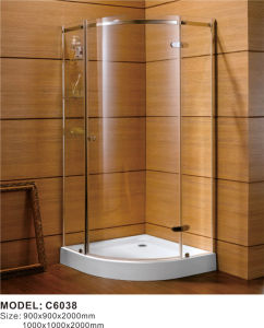 2016 The Most Popular Simple Shower Enclosure Made in China on Sale