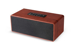 Newest WiFi Wireless Speaker with Wood Canbinet (W135-WF)