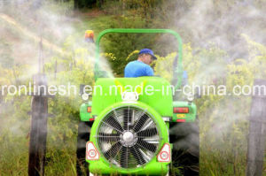 25-50 HP / (18-55 KW) Tractor Pto Powered Fan/Air-Assisted Garden Sprayer/Mist Blower/Orchard Sprayer/Spraying Atomizers pictures & photos