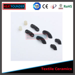 Black Color Textile Machinery Alumina Ceramic Part pictures & photos