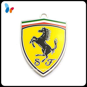 Custom Car Logo Metal Badge for Gift pictures & photos