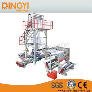 Three Layer Common-Extruding Film Blowing Machine pictures & photos