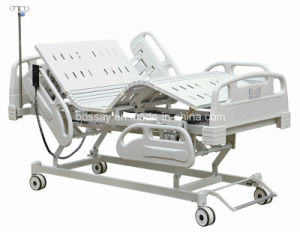 Luxurious Three Function Hospital Bed pictures & photos