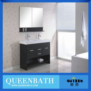 48 Inch Wood Modern Solid Wood Bathroom Vanity