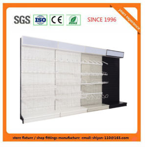 Metal Supermarket Shelf Store Retail Fixture Shop Display 07268