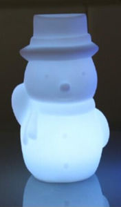Christmas Holiday LED Snowman (D012) pictures & photos