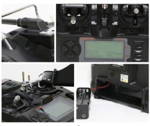 Fs-Th9xb-Fs - Th9xb Transmitter + Fs - R9b Receiver Combo pictures & photos