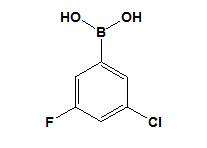 3-Chloro-5-Fluorophenylboronic Acidcas No. 328956-61-2 pictures & photos