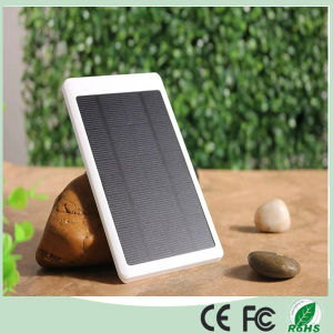 Made in China Cheap Slim Solar Power Bank Charger 10000mAh (SC-1888) pictures & photos