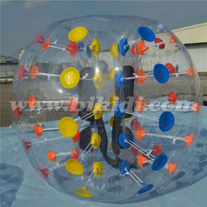 Top Quality TPU Inflatable Knocker Ball, Bubble Soccer Ball D5009 pictures & photos
