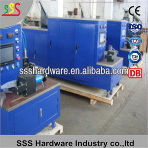 Roofing Coil Nail Making Machine Made in China