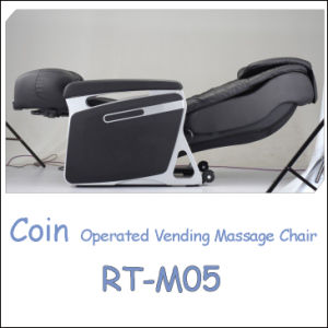 Multifuntiona Vending Coin Massage Chair for Commercial Use pictures & photos