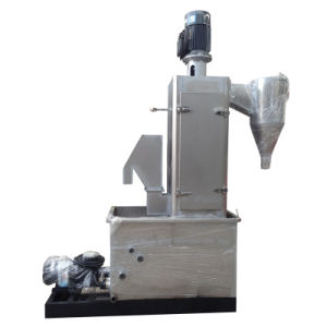 Plastic Granule Washing & Dewatering Machine with Friction Function pictures & photos