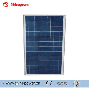 60W Poly Solar Module /Solar Panel with Ce Certificate pictures & photos